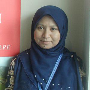 Nur Helina Binti Hidayat Mathematics and Science Teacher